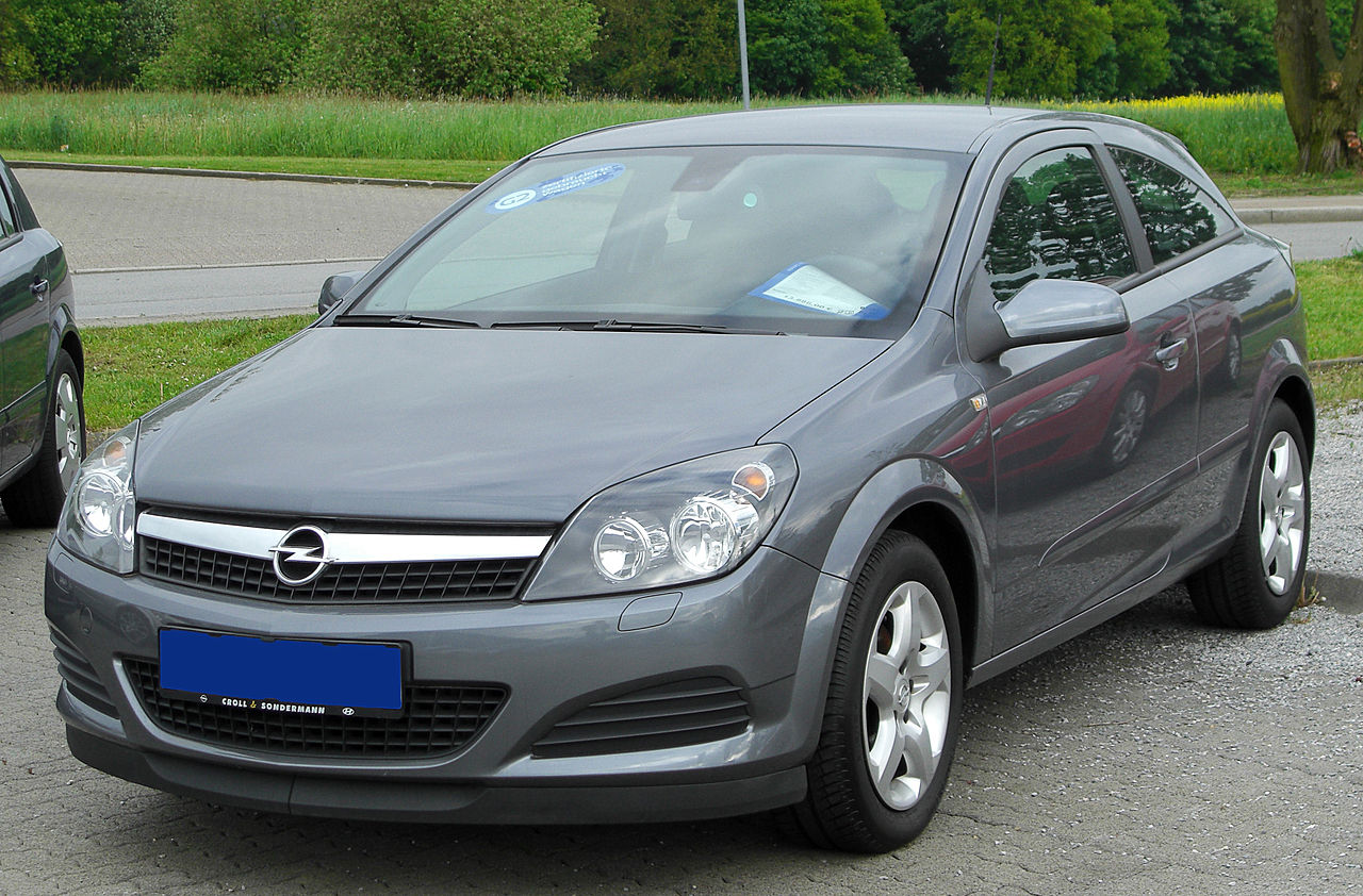 file opel astra h gtc 1 7 cdti catch me now facelift front. Black Bedroom Furniture Sets. Home Design Ideas