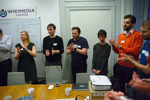 Open Data Day Stockholm 2016 37