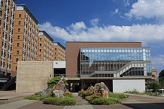 Kyushu University - Ito Campus West Zone