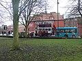 Open top bus in Chester, England.jpg