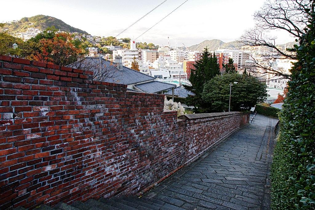 Oranda Zaka Nagasaki Japan06bs3