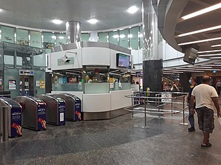 Fares and ticketing on the Mass Rapid Transit (Singapore)