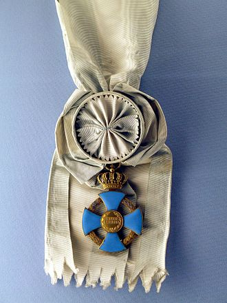 National Order of Faithful Service - Image: Order For Merit (Romania)