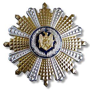 Andrian Candu - Image: Ordinul de Onoare