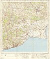 Ordnance Survey One-Inch Sheet 184 Hastings, Published 1959.jpg