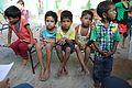 Orphans - Debmalya Seva Mission - Orphanage - Howrah 2014-04-06 9771.JPG