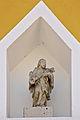 Ortskapelle Waiden - Nischenfigur hl. Johannes Nepomuk.jpg