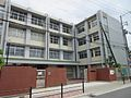 Osaka City Midori junior high school.JPG