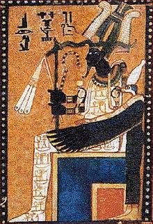 Certainly divine sperm of osiris egyptian myths