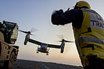Osprey lands aboard UK vessel 130916-M-BS001-010.jpg