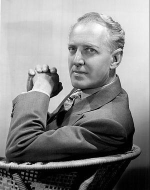 Otto Kruger - Kruger in 1955
