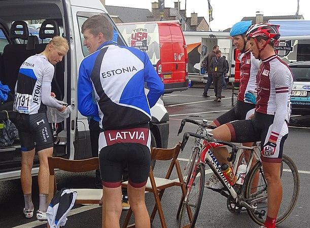 Oudenaarde - Ronde van Vlaanderen Beloften, 11 april 2015 (C68).JPG