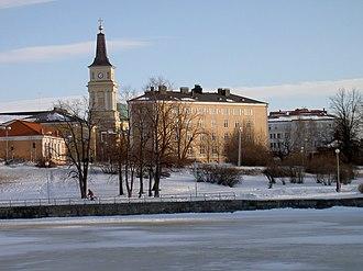 Northern Ostrobothnia - Image: Oulu Latkep