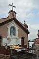 Our Blessed Lady of Happy Voyage - Statue and Altar - Rooftop - Bandel Basilica - Hooghly - 2013-05-19 7785.JPG