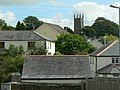 Over Barton Meadows to the church, Pillaton - geograph.org.uk - 860810.jpg