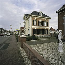 Former court house in Zuidbroek