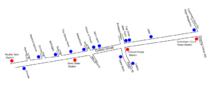 kart over oxford street Oxford Street   Wikipedia, den frie encyklopædi kart over oxford street