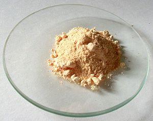 Lead - Image: Oxid olovnatý
