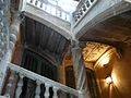 Périgueux hôtel Lestrade escalier.JPG