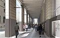 Pórtico del Edificio Moneda Bicentenario.jpg