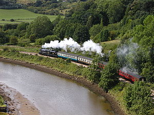 North Yorkshire Moors Railway - Image: P1010007nymr