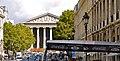 P1080993 France, Paris, l'église Sainte-Marie-Madeleine, appelée la Madeleine, a la forme d'un temple grec (5629762328).jpg