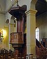P1290586 Paris XII eglise ND de la nativite de Bercy chaire rwk.jpg