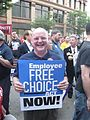 PA- Employee Free Choice Act Rally at State Democratic Convention (3601002268).jpg