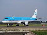 PH-EZM KLM Cityhopper Embraer ERJ-190STD (ERJ-190-100) taxiing, 25august2013 pic-4.JPG