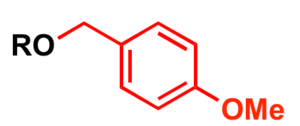 Benzyl group - The p-methoxybenzyl group