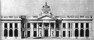 Karl Heinrich von Nassau-Siegen - Nassau-Siegen's palace in Warsaw