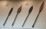 Paddles in the Vatican Museums.jpg