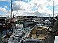 Padstow harbour in high summer - geograph.org.uk - 484755.jpg