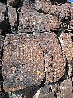 Black Canyon Petroglyphs United States historic place