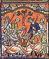 Pain trempé dans du vin au Moyen Age.jpg