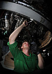 Painting aboard the USS Abraham Lincoln DVIDS119043.jpg