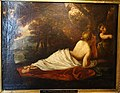 Painting by Pier Francesco Mola - Chatsworth House - Derbyshire, England - DSC02975.jpg