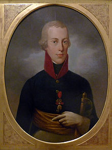 Archduke John Painting of Archduke Johann of Austria at 18 years of age.jpg