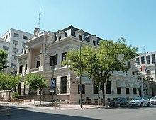 Delegaci n del gobierno espa a wikipedia la for Sede de la presidencia de la comunidad de madrid
