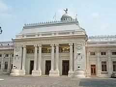 Palatul Patriarhiei - panoramio