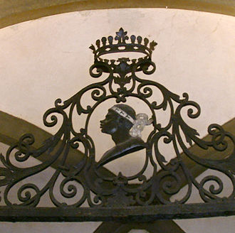 Pucci family - The Pucci family's emblem, with the moor's head