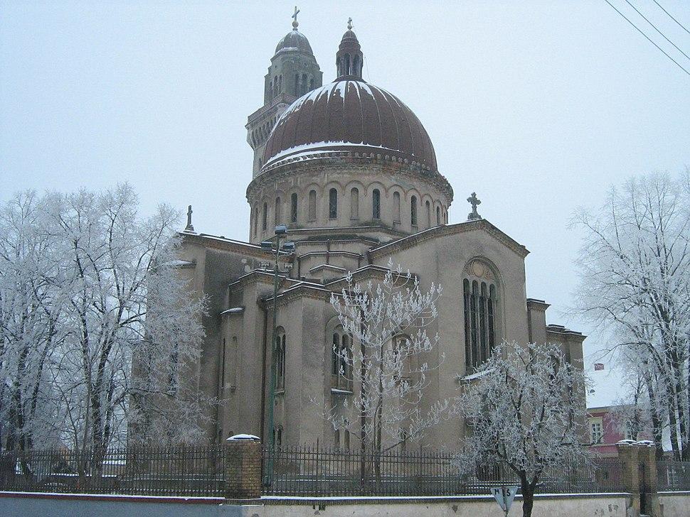 Pancevo oldchurch