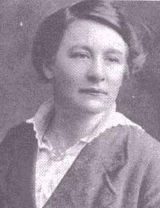 Adela Pankhurst - Adela Walsh (taken before 1921)