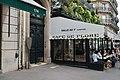 Panneau Histoire de Paris, café de Flore, 172 boulevard Saint-Germain, Paris 6e.jpg