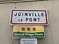 Panneau entrée Joinville Pont Rue Paris - Joinville-le-Pont (FR94) - 2020-08-24 - 2.jpg