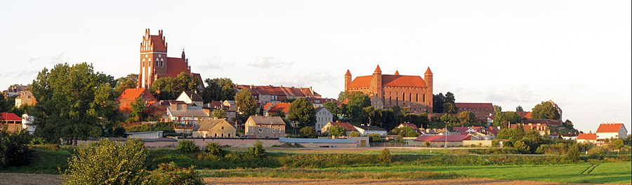 Gniew panorama