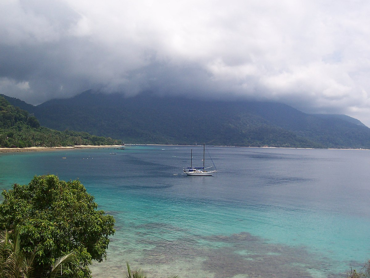 article approximately pulau tioman
