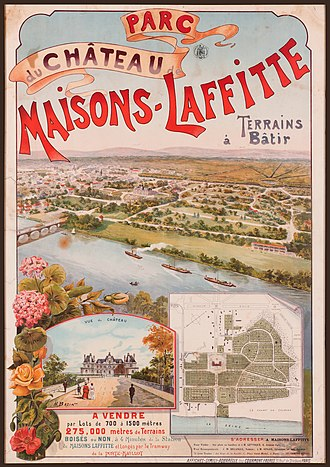 На день из Парижа. Мезон-Лаффит: замок и парк, В. Верещагин, Марина Влади и её мужья
