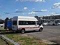 Pardubice, vozovna Dukla, Ford Transit DPMP.jpg