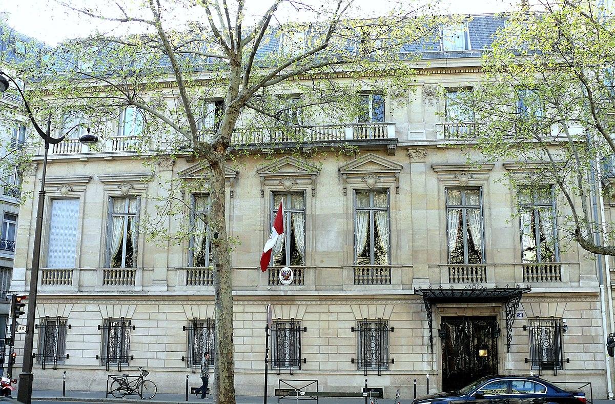Liste des monuments historiques du 16e arrondissement de for Liste des hotels paris
